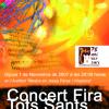 """Concierto """"Fira Tots Sants 2007"""""""