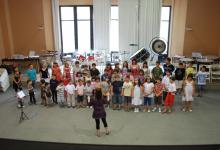 Concierto de Fin de Curso de los Coros de la Escuela de la Unión Musical Contestana
