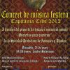 Concierto de Música Festera – Capitania CIDS ALCOY 2012