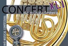 XLI Concierto de Música Festera de la Unió Musical Contestana