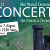 XLII Concert de Música Festera Unió Musical Contestana 2014