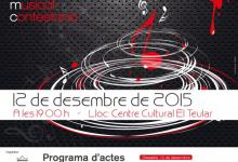 Concert de Santa Cecília de la Unió Musical Contesatana