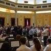 CONCIERTO 75º ANIVERSARIO UNION MUSICAL CONTESTANA Y LA FILA CHANO DE ALCOY