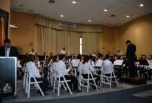 """CONCERT FIRA TOTS SANTS 2016 DE L'ORQUESTRA DE POLS I PLECTRE """"LA PALOMA"""" I LA BANDA DE LA UNIÓ MUSICAL CONTESTANA.-"""