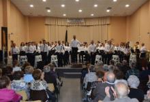 CONCIERTO FIRA TOTS SANTS DE LA UNIÓN MUSICAL CONTESTANA y LA ORQUESTA DE PULSO Y PÚA LA PALOMA