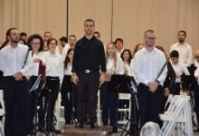 CONCIERTO FIRA TOTS SANTS DE LA ORQUESTA DE PULSO Y PÚA LA PALOMA Y LA BANDA DE MÚSICA DE LA UNIÓN MUSICAL CONTESTANA.-