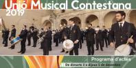Concert en honor a Santa Cecília Unió Musical Contestana