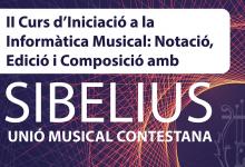 II Curs d'Iniciació a la d'Informàtica Musical: Notació, Edició i Composició amb SIBELIUS